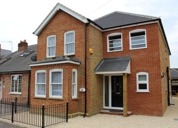 Thumbnail 4 bed detached house for sale in South Avenue, Egham