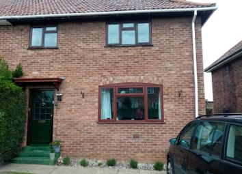 Thumbnail 3 bed semi-detached house for sale in Gloucester Road, Bury St. Edmunds
