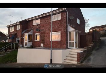 Thumbnail 2 bed detached house to rent in Hazeldene Avenue, Brackla, Bridgend