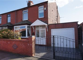 Thumbnail 3 bed semi-detached house for sale in Woodbridge Avenue, Manchester