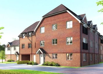 Thumbnail 2 bed flat for sale in Bagshot Road, Knaphill, Surrey GU212Rn