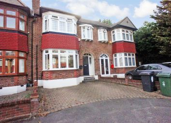 Thumbnail 4 bed terraced house for sale in Nightingale Close, London