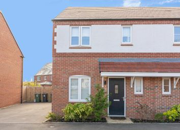 Thumbnail 3 bed semi-detached house for sale in Norway Close, Leigh Sinton, Malvern, Worcestershire