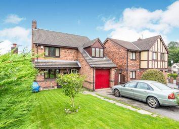 Thumbnail 4 bed detached house for sale in Delphfield, Norton, Runcorn, Cheshire