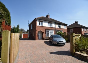Thumbnail 3 bed semi-detached house for sale in Moor Lane, East Ayton, Scarborough