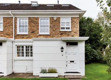Thumbnail 4 bed end terrace house for sale in Sherwood Close, London