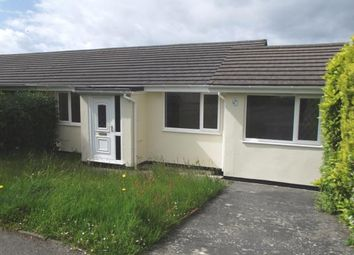 Thumbnail 3 bed bungalow for sale in Pengegon, Camborne, Cornwall