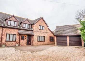 Thumbnail 4 bed detached house for sale in Wood End Road, Kempston