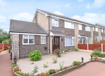 Thumbnail 4 bed end terrace house for sale in Exeter Crescent, Harrogate