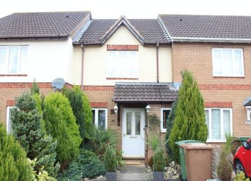 Thumbnail 2 bed terraced house for sale in Bridle Close, Newnham Downs, Plympton, Plymouth