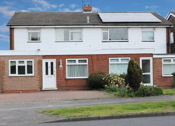 Thumbnail 3 bedroom semi-detached house to rent in Swanswell Road, Olton, Solihull