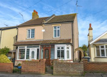 Thumbnail 2 bed semi-detached house for sale in Shoebury Road, Great Wakering, Essex