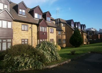 Thumbnail 1 bed flat to rent in Hindes Road, Gainsborough Lodge, Harrow