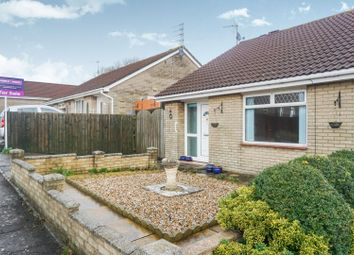 Thumbnail 2 bed bungalow for sale in Brean Close, Penarth