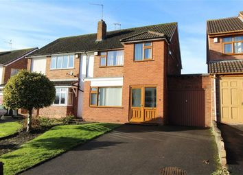 Thumbnail 3 bedroom semi-detached house for sale in Cotwall End Road, Straits, Lower Gornal