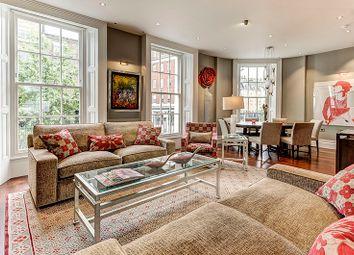 Elizabeth Street, London SW1W. 3 bed terraced house