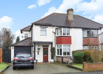 Thumbnail 4 bed semi-detached house for sale in The Mead, Wallington