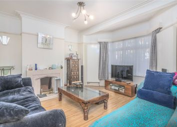 Thumbnail 3 bed semi-detached house for sale in Ashridge Gardens, Palmers Green, London