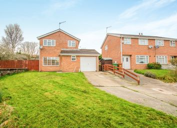 Thumbnail 3 bed detached house for sale in Coed Yr Eos, Caerphilly