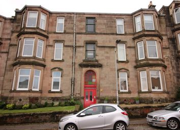 Thumbnail 2 bed flat for sale in St John's Road, Gourock