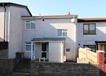 Thumbnail 2 bed terraced house for sale in Coleridge Gardens, Graig Y Rhacca, Caerphilly