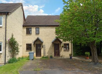 Thumbnail 2 bedroom terraced house to rent in Manor Road, Witney, Oxfordshire