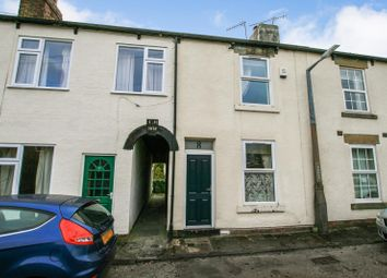 3 bed terraced house for sale in West Street, Dronfield, Derbyshire S18