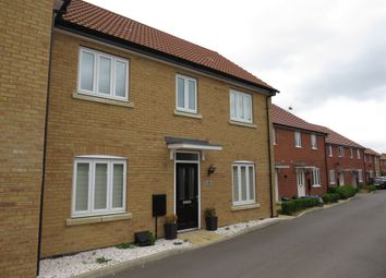 Thumbnail 4 bed semi-detached house for sale in Cooper Road, Gunthorpe, Peterborough