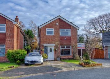 Thumbnail 3 bed detached house for sale in Whitby Avenue, Ingol, Preston