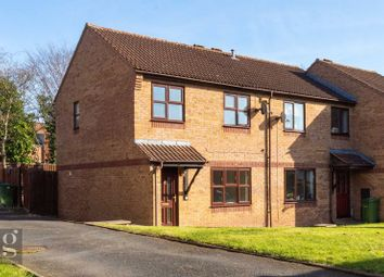 Thumbnail 3 bed end terrace house for sale in Dabinett Avenue, Bobblestock, Hereford
