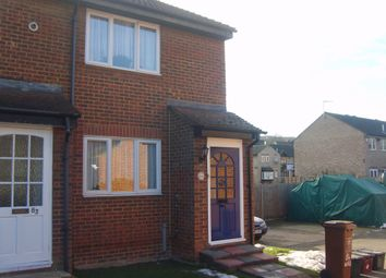 Thumbnail 2 bed terraced house to rent in Halifield Drive, Belvedere