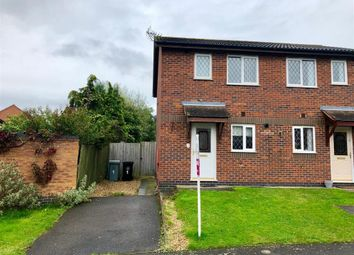 Thumbnail 2 bed property to rent in Montrose Close, Grantham