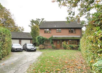 Thumbnail 5 bed detached house for sale in Baronia Croft, Highwoods, Colchester