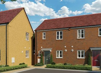 Thumbnail 2 bed terraced house for sale in Kier Homes, Elsea Park, Bourne, Lincolnshire