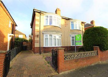 Thumbnail 3 bed semi-detached house to rent in Mallard Road, Darlington