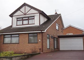 Thumbnail 4 bed detached house for sale in Galston Avenue, Prescot