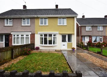 Thumbnail 2 bed semi-detached house for sale in Tyla Road, Briton Ferry, Neath