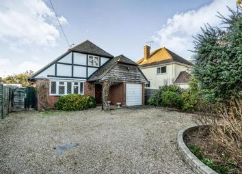 Thumbnail 4 bed bungalow for sale in Harefield Road, Middleton On Sea