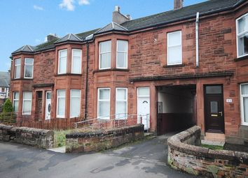 Thumbnail 1 bed flat for sale in Auldhame Street, Coatbridge