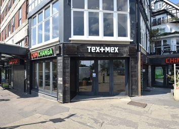 Thumbnail Restaurant/cafe to let in Ground Floor, 58-59 Westover Road, Bournemouth