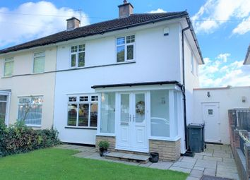 Thumbnail 2 bed semi-detached house for sale in Cofton Road, Northfield, Birmingham