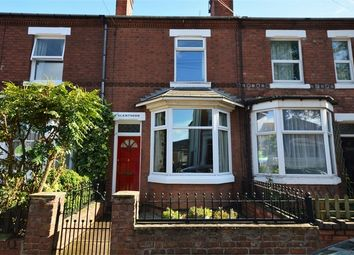 Thumbnail 3 bed terraced house for sale in Warwick Street, Earlsdon, Coventry, West Midlands