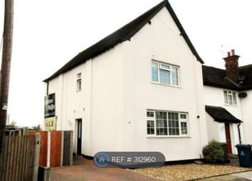 Thumbnail 3 bed semi-detached house to rent in Chantry Road, London