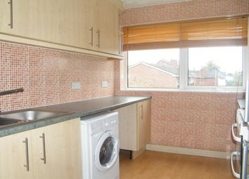 Thumbnail 1 bed flat to rent in Warwick House, Temple Road, Sale