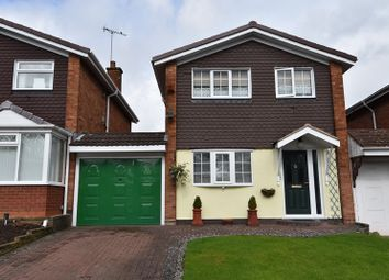 Thumbnail 3 bedroom link-detached house for sale in Beech Hurst, Kings Norton, Birmingham