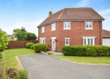 Thumbnail Detached house for sale in Roman Close, Barrow Upon Soar, Loughborough