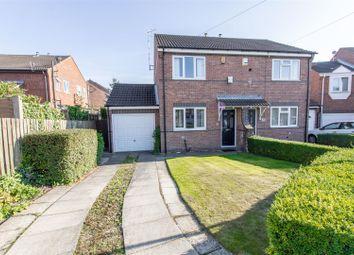 Thumbnail 2 bed semi-detached house for sale in Britannia Avenue, Nottingham