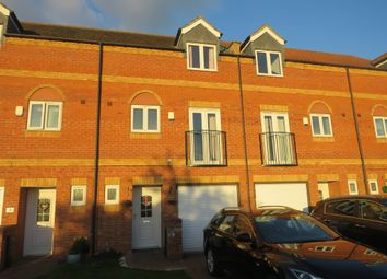 3 bed terraced house for sale in St James Place, North Hykeham, Lincoln LN6