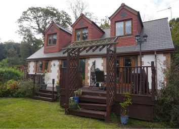 Thumbnail 4 bed detached house for sale in Gower Road, Killay