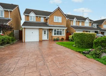 Thumbnail 4 bed detached house for sale in Lyttleton Close, Binley, Coventry, West Midlands